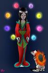 Princess Fuse by RosaGem