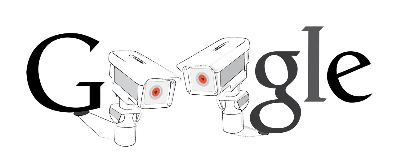 Google Surveillance 2-01 by DropThePress