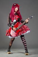 Punk lolita by AmaneMiss