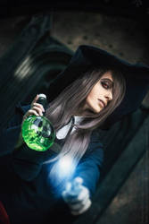 Little Witch Academia: Potion Magic