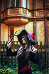 Little Witch Academia: Sucy Manbavaran