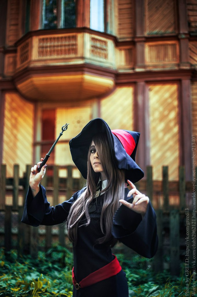 Little Witch Academia: Sucy Manbavaran by AmaneMiss