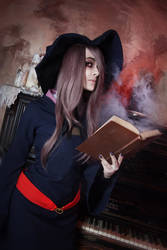 Little Witch Academia: Sucy Manbavaran cosplay