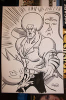 Commission Bobobo by Ireness-Art