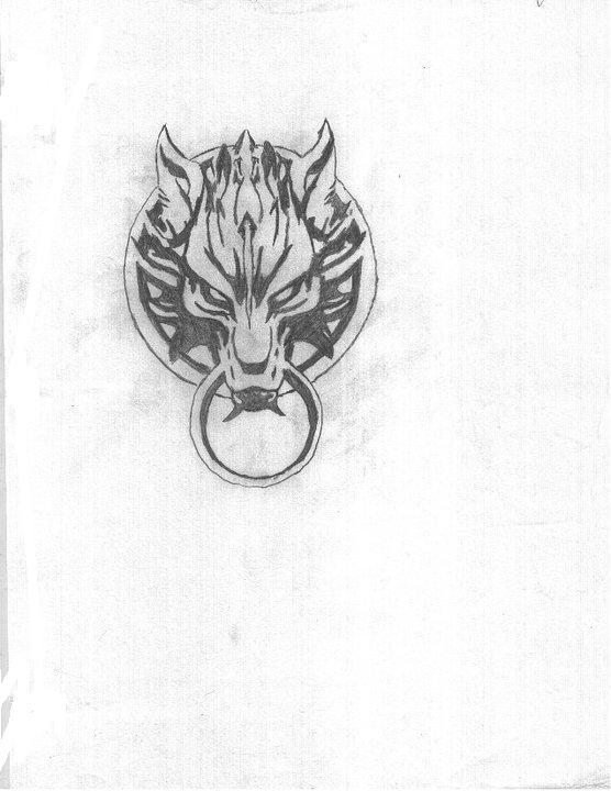 Fenrir Symbol by Auriansmule on DeviantArt