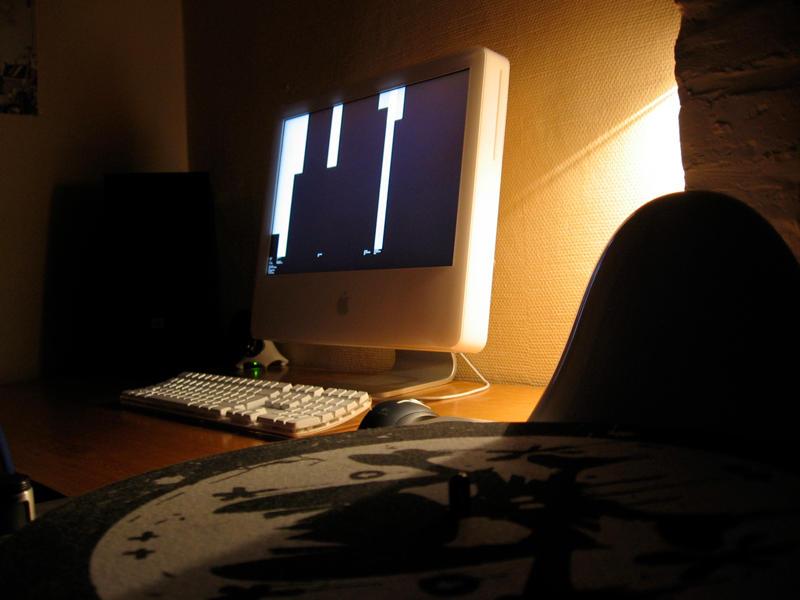 desktop by spritek