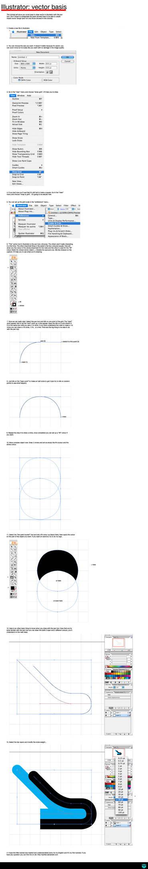 illustrator: vector basis by spritek