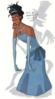 Princess... Facilier?! by DuskChant