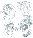 Cicero Sketches
