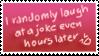 Random Laugh by DuskChant