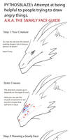 Snarly Face Guide Thing
