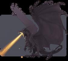 Comm: Bloodbane by Pythosart