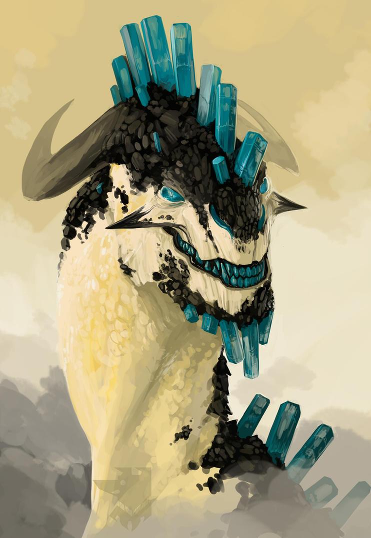 Aquamarine by Pythosblaze
