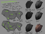 shoddy fur tutorial