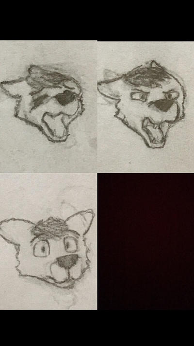 Some emotions and new eye style