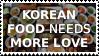 Korean Food Stamp by Mintaka-TK
