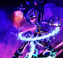 Electrifying by Lightning-Dream