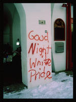 good night white pride by MINA-Production