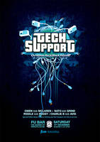 TechSupport poster by Crittz