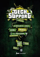 New TechSupport poster