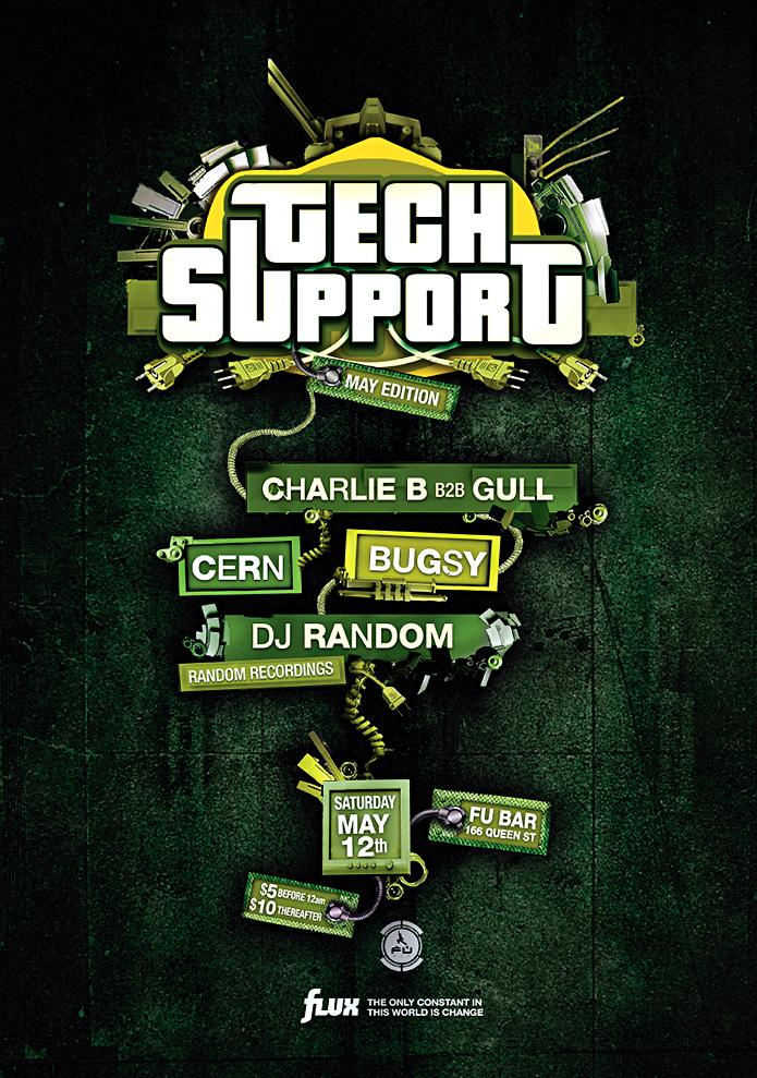 new techsupport poster by crittz on deviantart