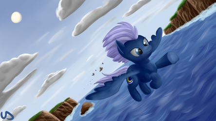 Race of the Pegasi