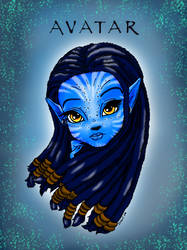 Avatar coloured by Kristl-Air