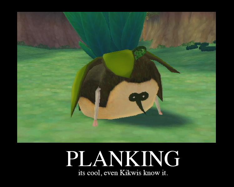 Planking by Kristl-Air
