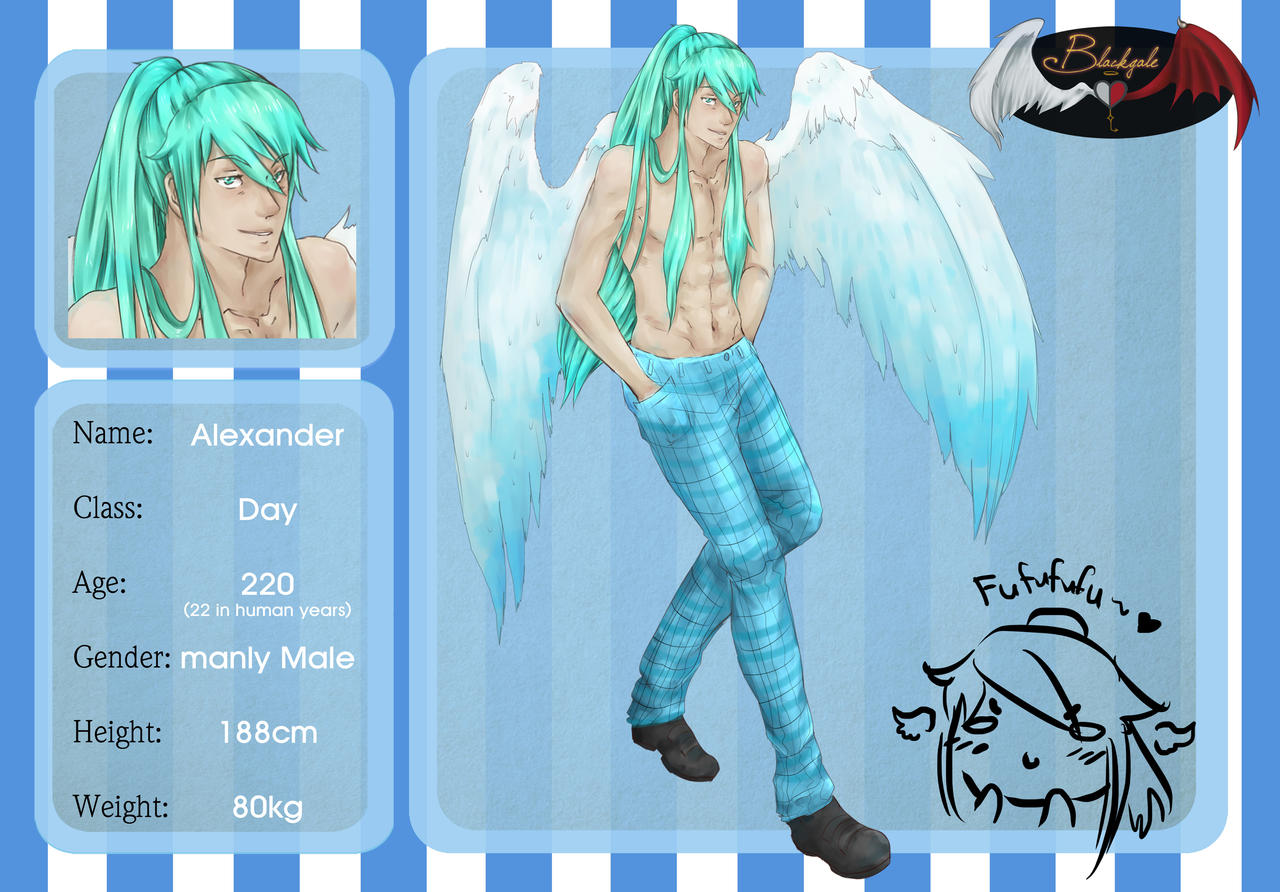 BG: Alexander by Kristl-Air