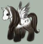 Kohaku's Little Pony