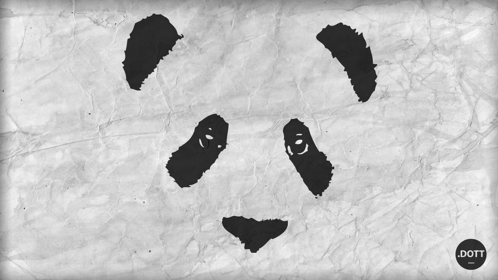 Panda Background PANDA By Menqa Art