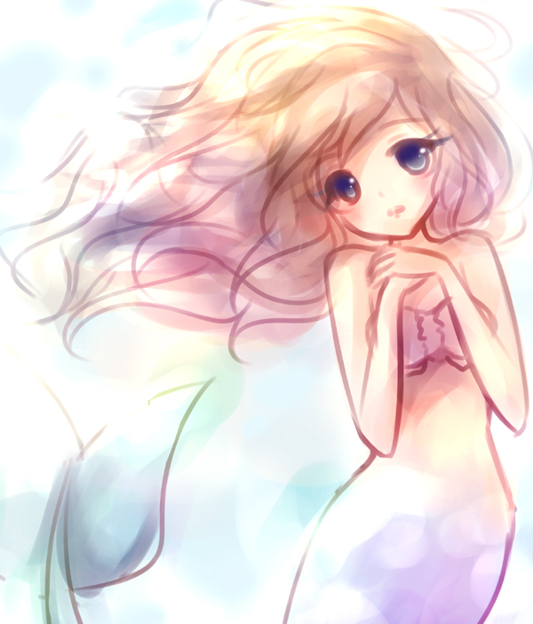 Mermaid by Emi-Liu