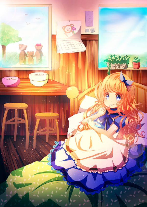 Goldilocks by Emi-Liu
