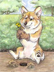 Garden Helper by Wolfyu