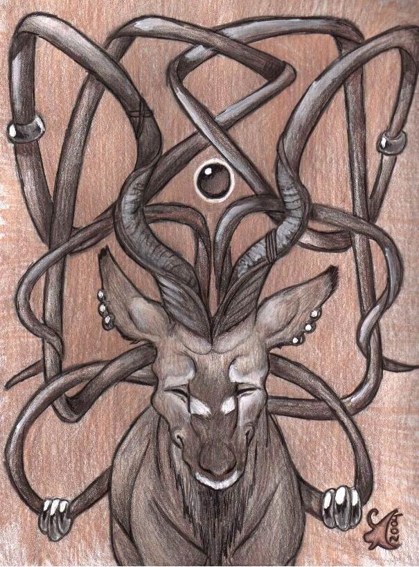Kudu Vudu by Wolfyu