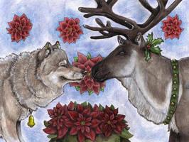 Caribou Run 2005 by Wolfyu