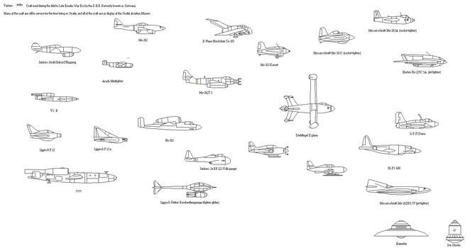 D.H.R. Air Units TwoB