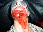 Zombie makeup 002 by RatButcher
