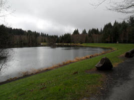 The Lake by RatButcher