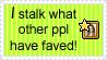 I stalk_STAMP by Ivyro