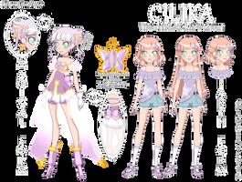 Lolirock OC: Cilika - Princess of Nextrium