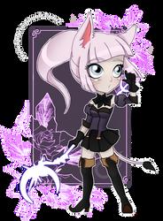 Aina Rin || Black Mage
