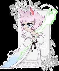 Aina Rin || White Mage