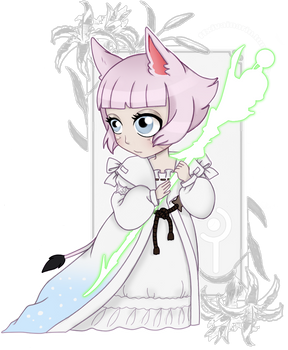 Aina Rin || White Mage