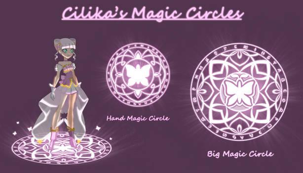 Cilika's Magic Circles