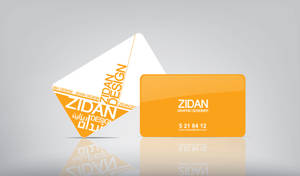my new card