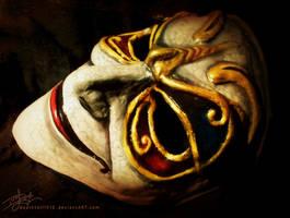 Clockwork Mask by undead-medic