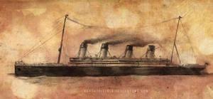 Titanic -older drawing 2- EDIT
