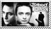 Johnny Cash stamp by undead-medic