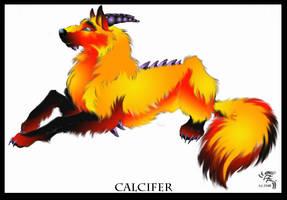 Calcifer by Howl-n-Hart